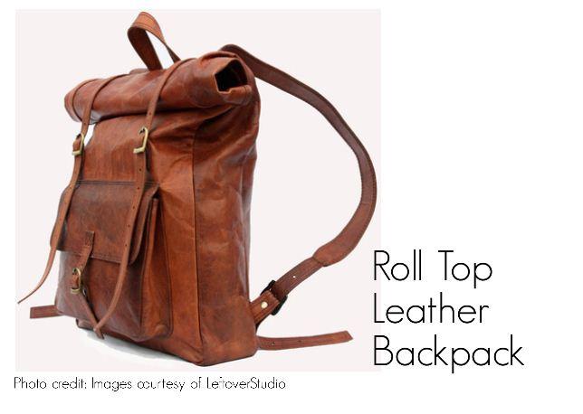 LeftoverstudioBackpack