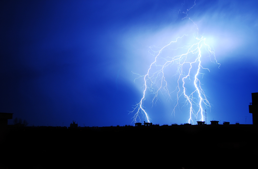 Zeus Lightning Bolt