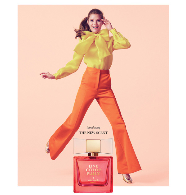 Kate Spade Live Colorfully Parfum