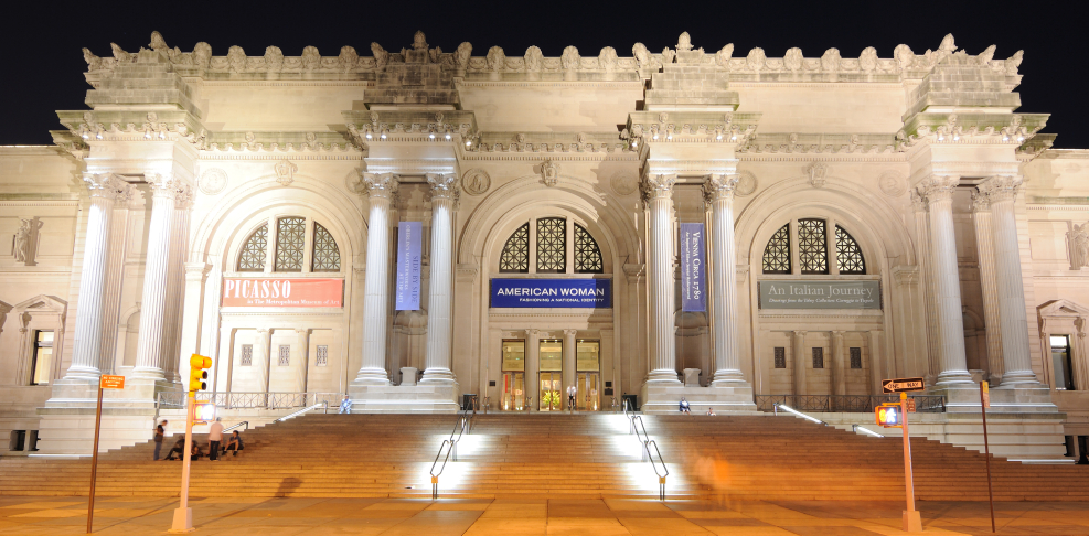 metropolitan museum of art term paper The metropolitan museum of art will now for the first time, metropolitan museum will display ink on paper (courtesy metropolitan museum of art.