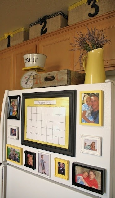 Pinspiration: Refrigerator Photo Gallery