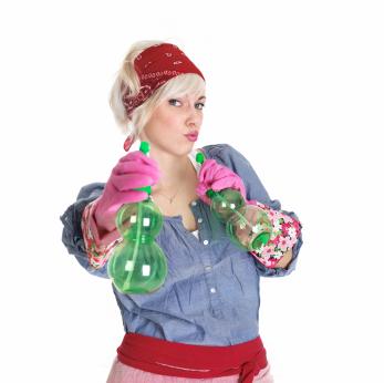 Pinspiration: Easy Homemade Odor Neutralizer