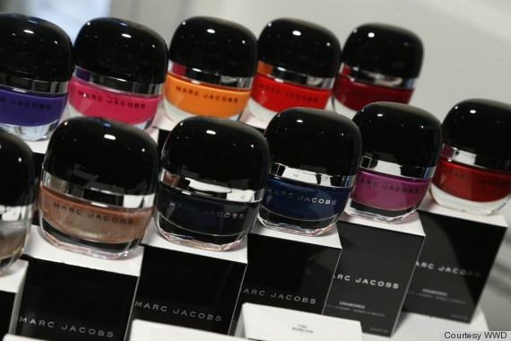 Marc Jacobs Debuts New Cosmetics Line in August