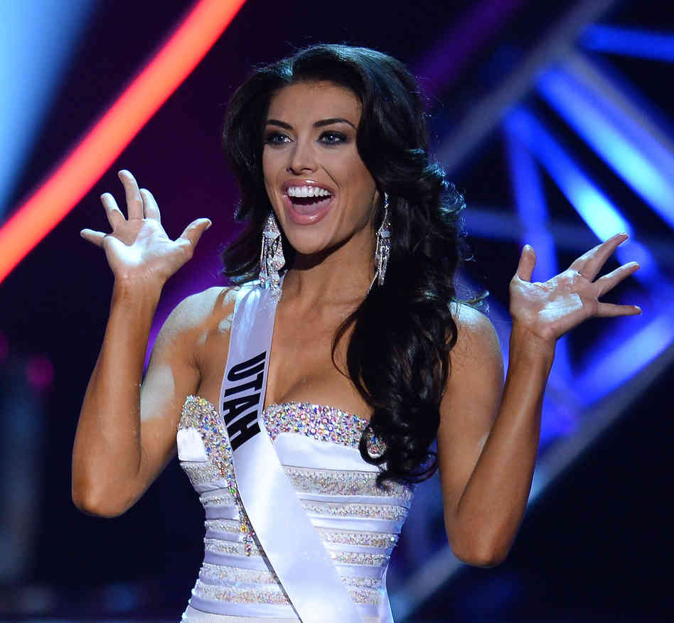 A Bad Day For Equal Pay: Rick Perry's Snub + Miss Utah's Flub