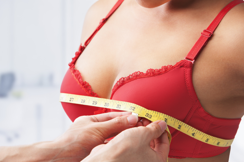 """B"" Sure: How to Determine Your True Bra Size"