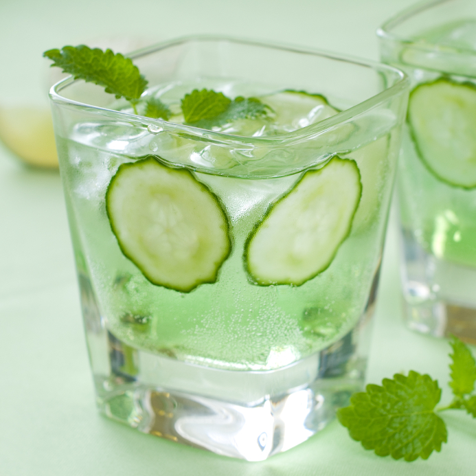 Low Calorie Libation: Skinny Girl Cucumber Vodka
