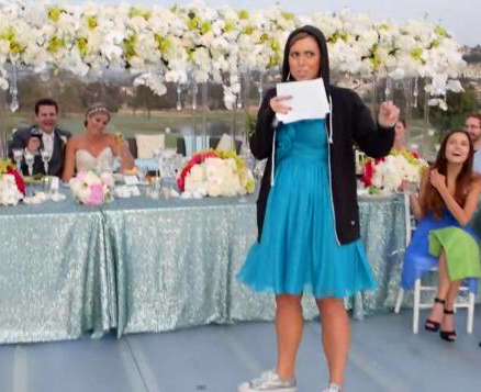 Viral Down the Aisle: The Adorable Eminem Toast + Crowdfunding Your Wedding