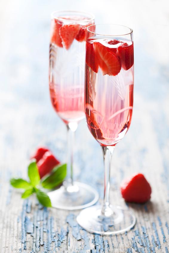 Upgrade: Make Champagne Even Fancier