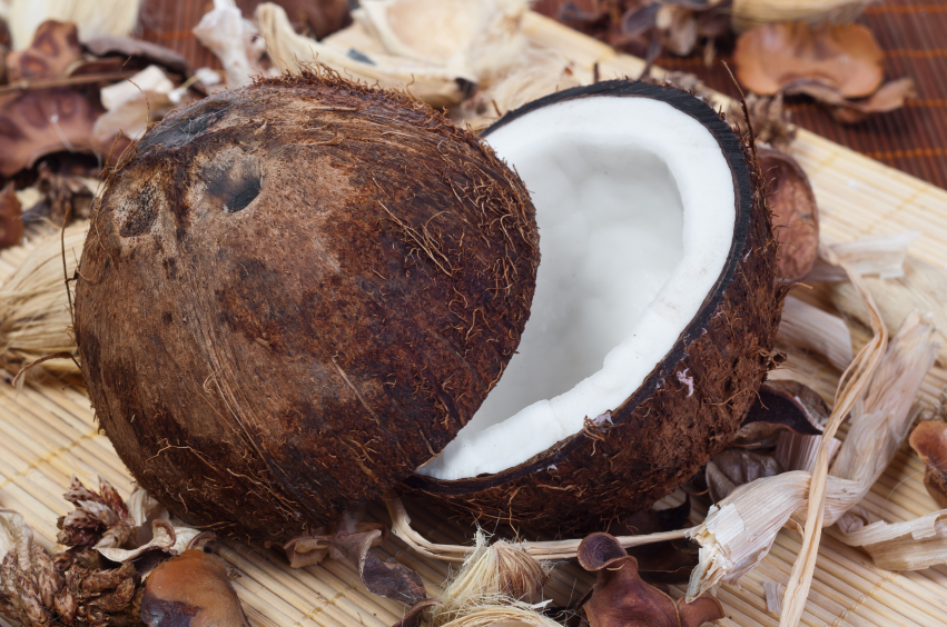 Feed Your Skin With Coconut Oil