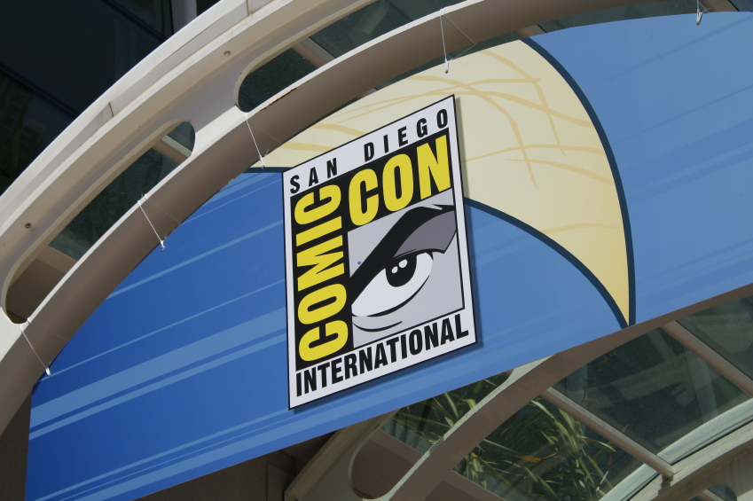 Comic-Con Beauty Is Best When It's Super Easy