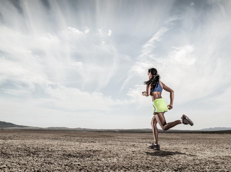 Desert Road Runner