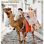 Mademoiselle, April 1958