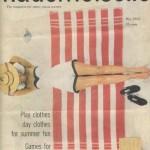 Mademoiselle Magazine, March 1953