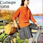 Mademoiselle, College 1958