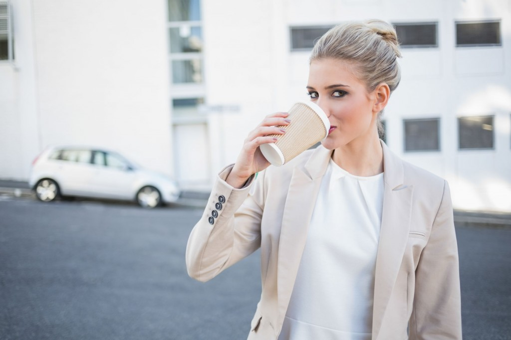coffee: your best accessory.