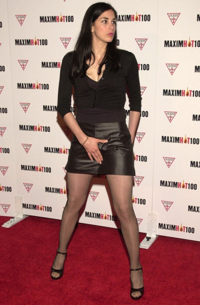 'Variety' Says Comedian Sarah Silverman Should Act Like A Lady