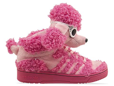 Adidas Girl Shoes High Tops