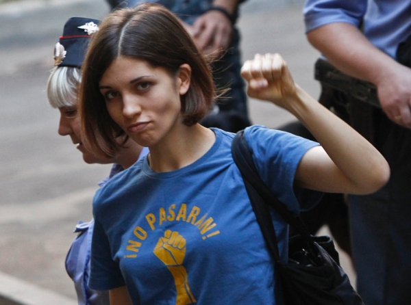 Jailed Feminist Nadezhda Tolokonnikova Feared Missing