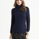 Banana Republic Heritage Cable-Knit Pullover