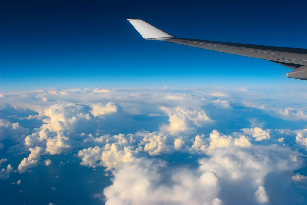 cloudsandplane