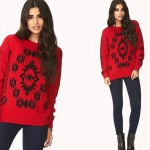 Forever 21 Southwest Sweater