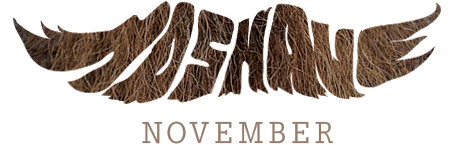 Growing Awareness For Men's Healthcare: No Shave November