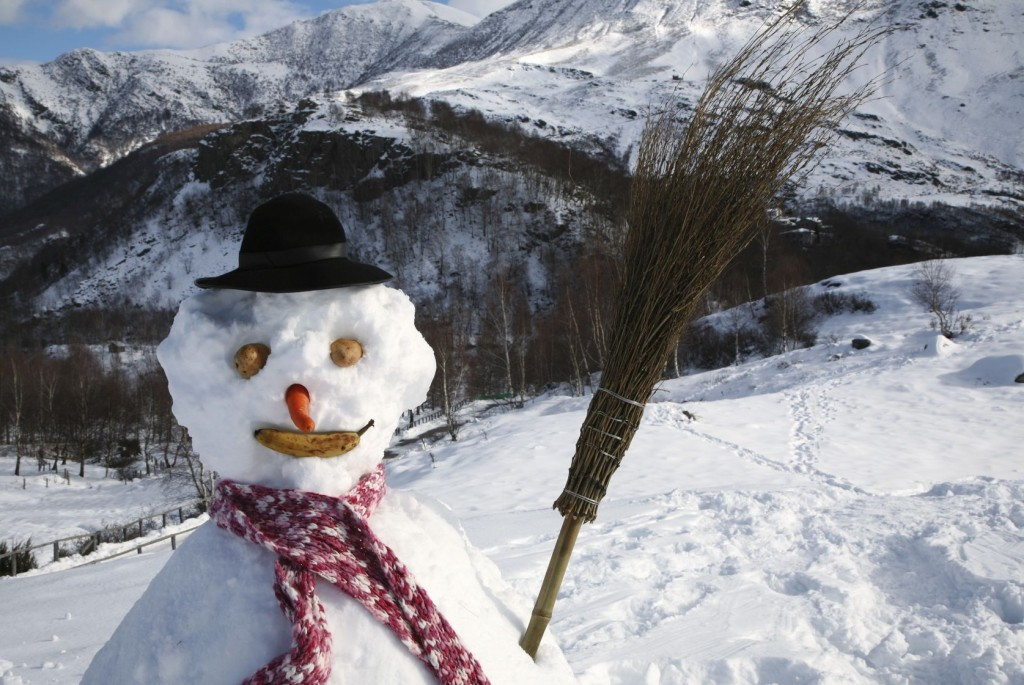 go home snowman, you're drunk.