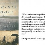 """Virginia Woolf, 'To the Lighthouse"""""""