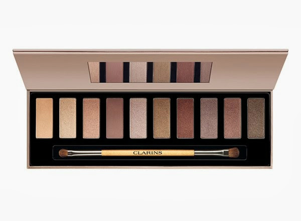Clarins The Essentials Eye Palette Urban Decay Naked 3 Dupe