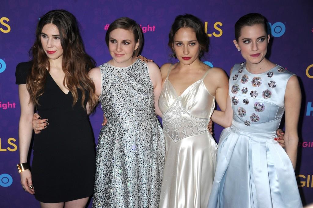 'Girls' Season 3 premiere at Jazz at Lincoln Center