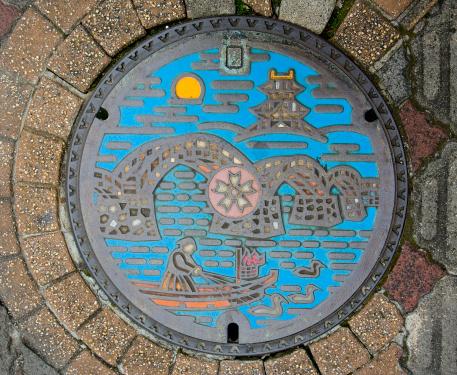japanese manhole