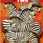 TWA, Africa, David Klein, 1960s