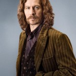 Sirius Black from the Harry Potter series by J.K. Rowling
