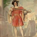 Mercutio from Romeo and Juliet by William Shakespeare