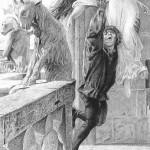 Quasimodo from The Hunchback of Notre Dame by Alexandre Dumas