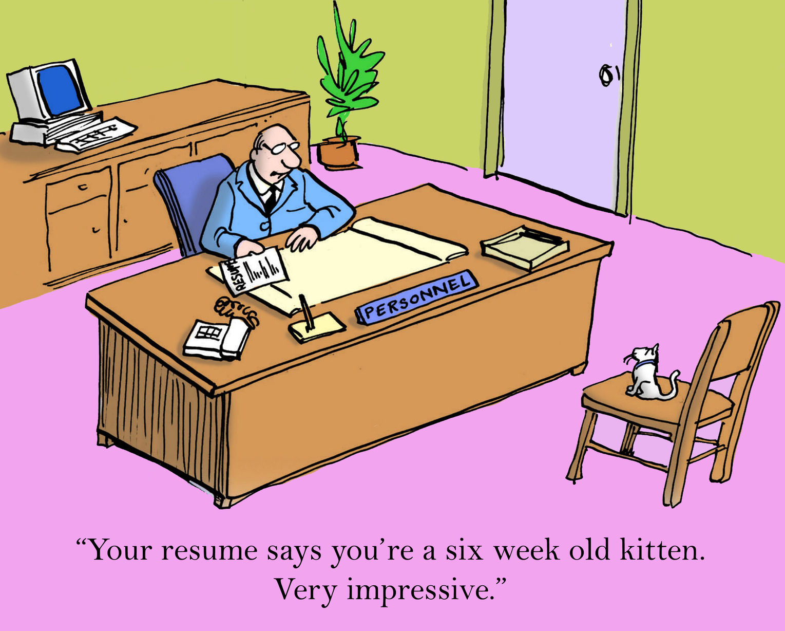 am i hired managing job interview expectations ladyclever kittenresume