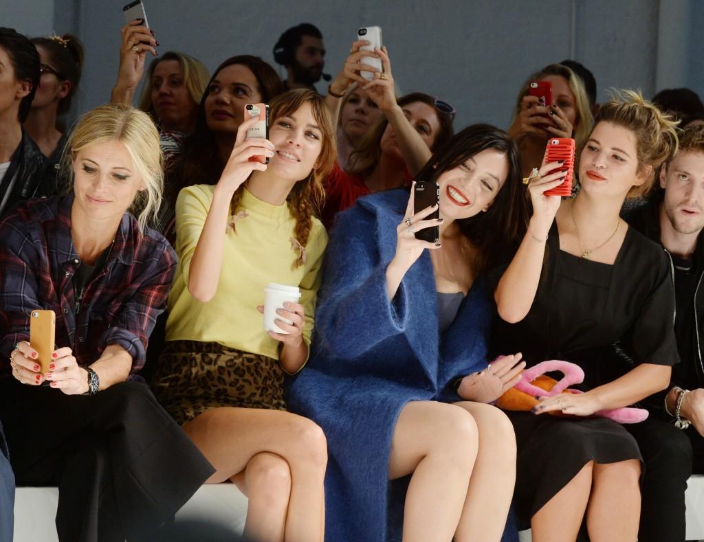 London Fashion Week Spring/Summer 2015 - House of Holland