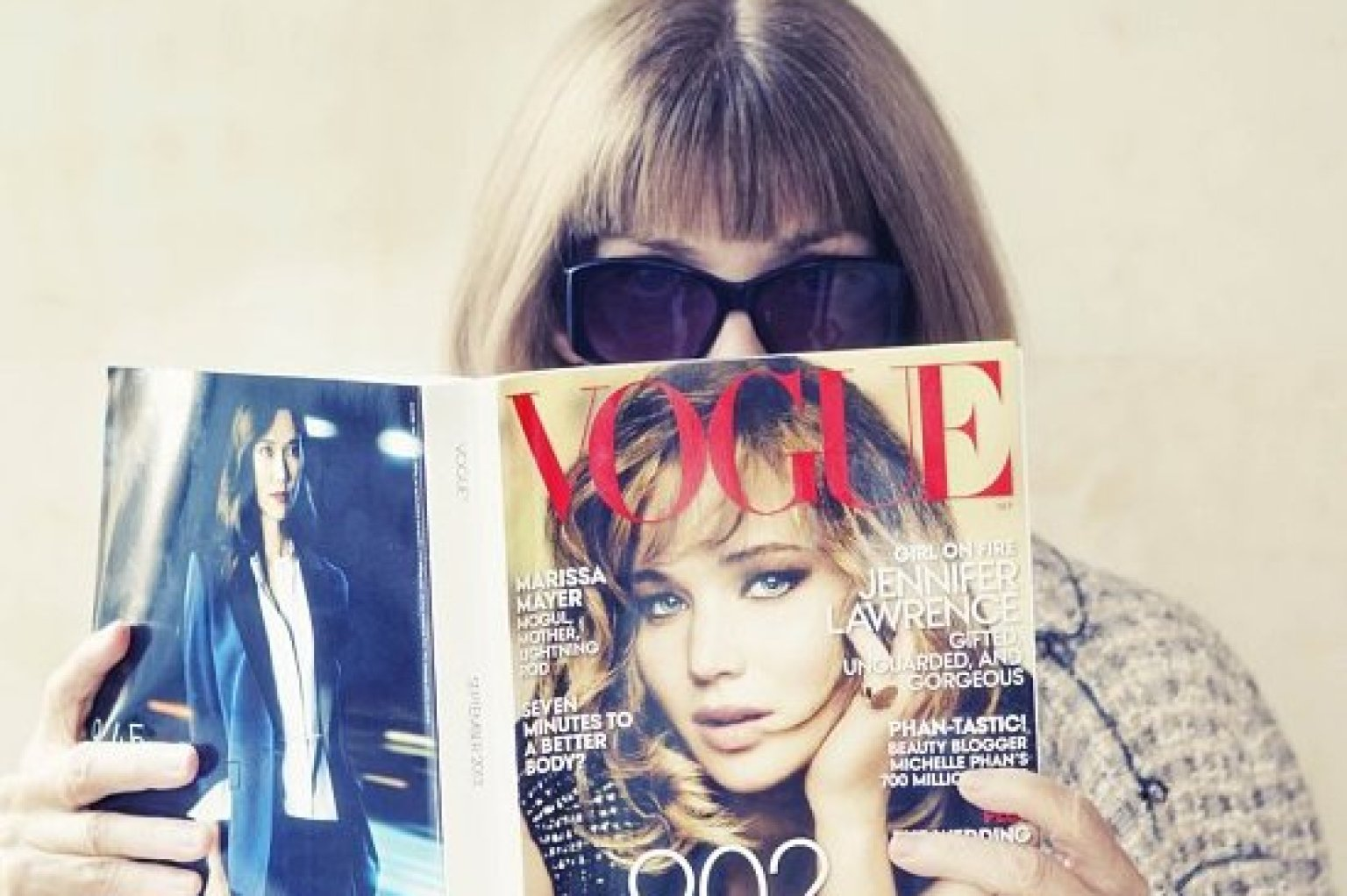 More Money More Prada Anna Wintour S Fashion Tab Ladyclever