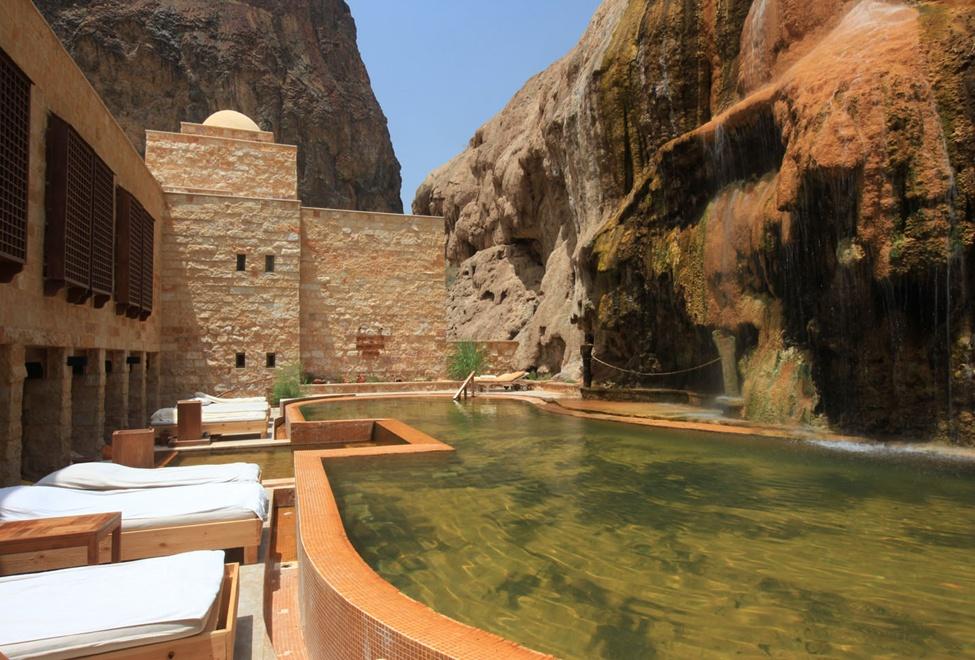 Evason Ma'in Hot Springs