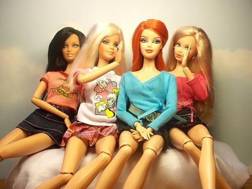 mean girls dolls