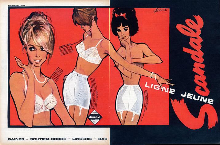 scandal lingerie