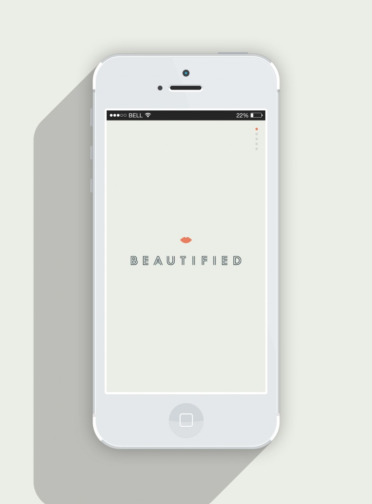 Beautified - Intro View