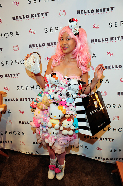 SEPHORA's First Ever Hello Kitty Beauty Shop At Hello Kitty Con