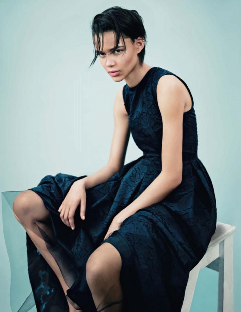 Vogue British - May 2014