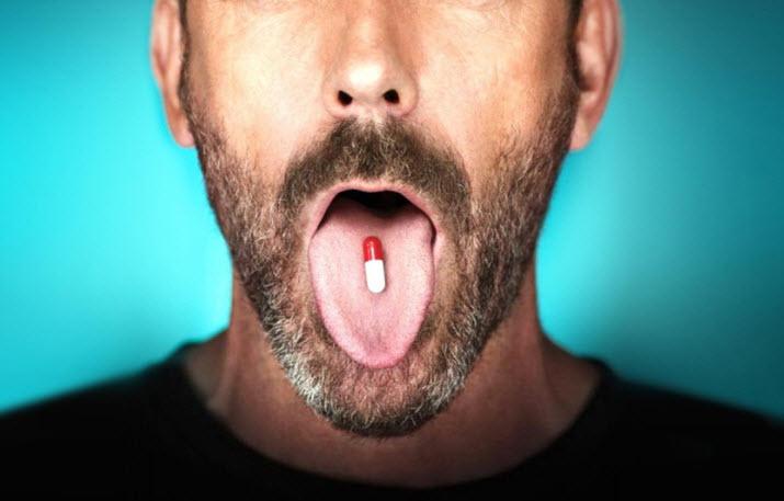male birth control pill