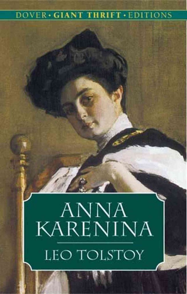 an analysis of leo tolstoys anna karenina