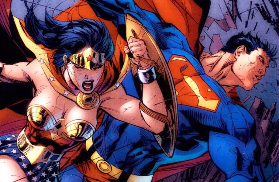 How strong is wonder woman compared to superman-8311
