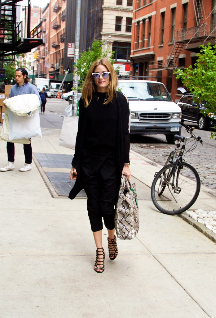 Olivia Palermo out and about in NYC Featuring: Olivia Palermo Where: New York City, New York, United States When: 03 Jun 2015 Credit: Alberto Reyes/WENN.com