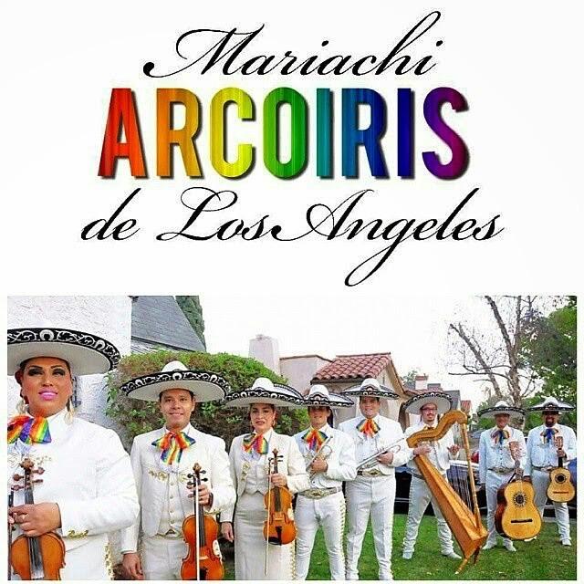 mariachi arco iris