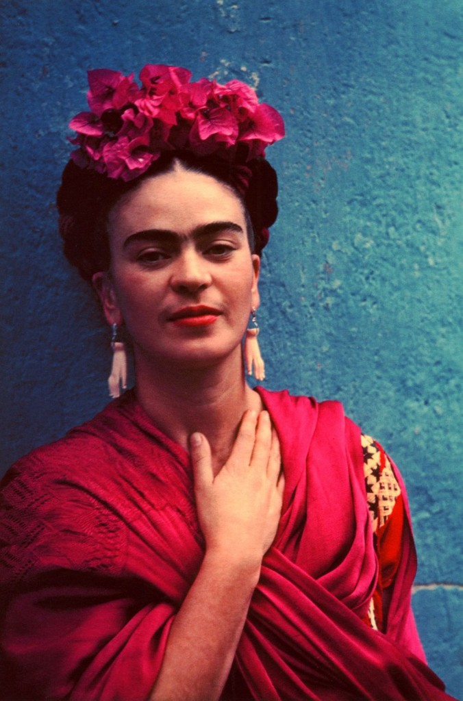 portrait of Frida Kahlo | Ladyclever